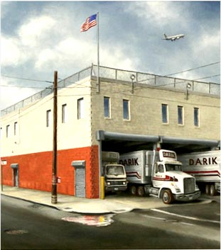 The Woodside, Queens distribution center (1975-2009)